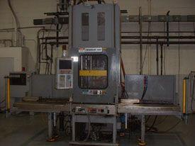 Newbury Vertical Molding Machine 150T