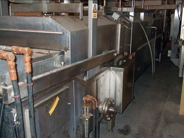 Koppens BR4500/600 Etc COATING & FRYING LINE