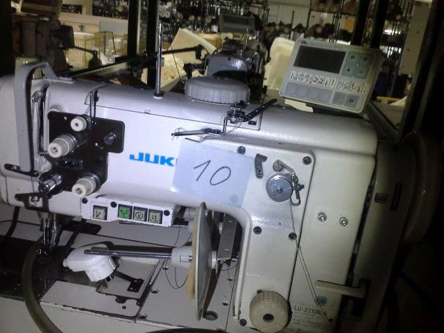 18 Juki, Pfaff Sewing machines