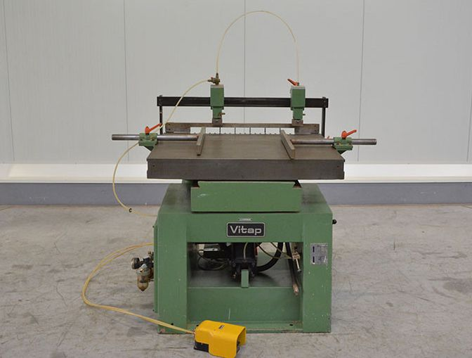 Vitap MULTI SPINDLE DRILL