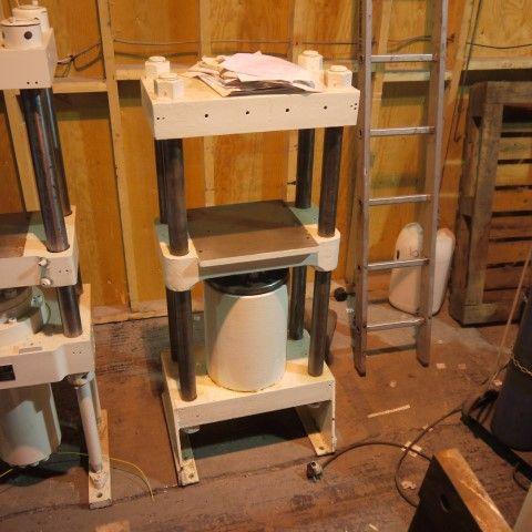 JBT 370mm Electric Presses