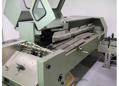 Sulby 2500 Compact, Binder Machine