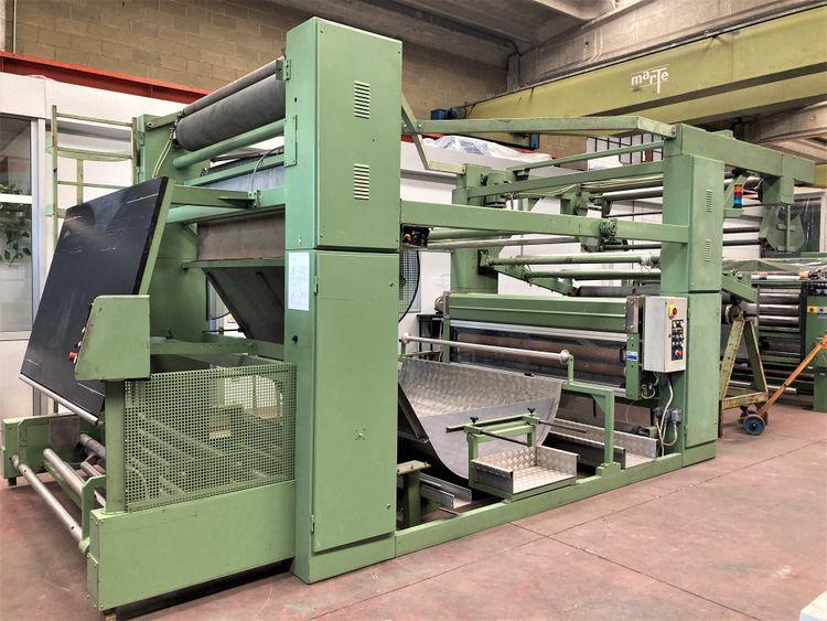 MTL Preparing machine for fabric unbleached
