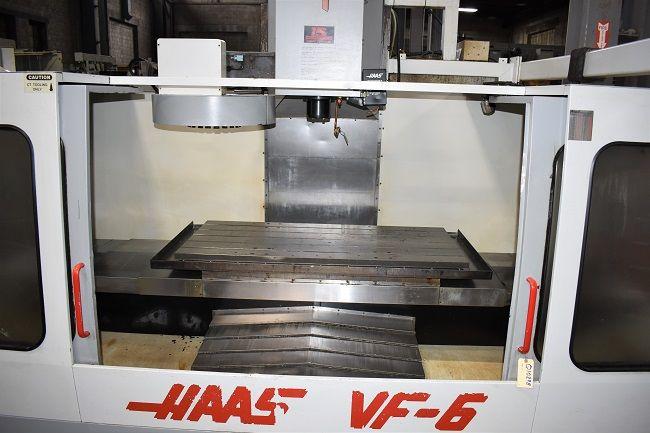 Haas VF-6 3 Axis