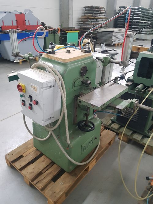 Bacci Double-sided mortiser