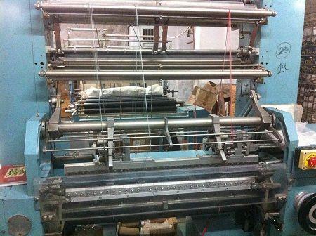 Comez DNB/EL-800, Double Needle Bed Machine