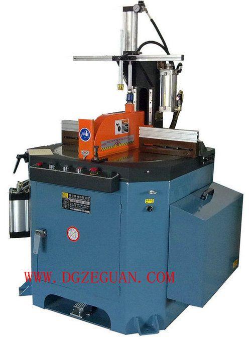 ZG-510SA  copper bar sawing machine, copper bar cutting machine,Aluminum alloy bridge cutting machine  Semi-automatic