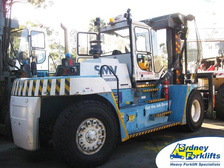 SMV SL-20-1200-A 20,000kg@1,200mm