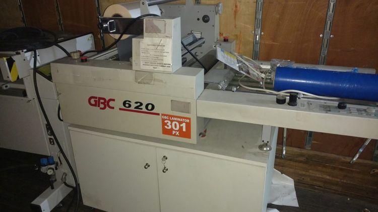 GBC 620 1S Single Sided Laminator