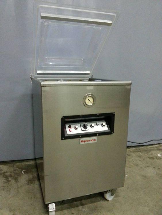 Stephan Vacuum Machine