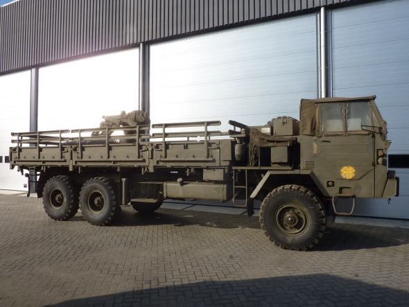 Faun L 908/54 VA CARGO TRUCK