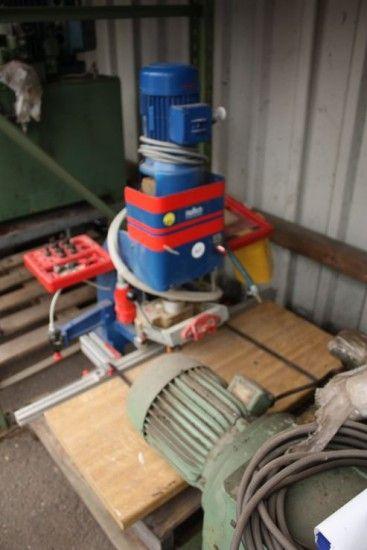 Hettich Multi-spindle drilling machine