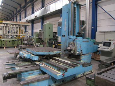 Graffenstaden AF 214 - CNC 130 mm 1000 rpm