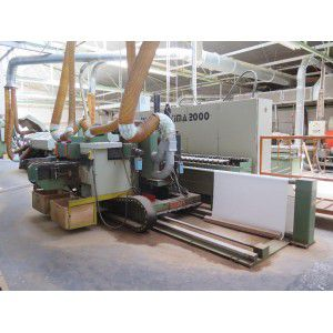 Costa Optima 2000 Double end tenoner