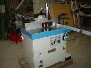 Rulong SS511 TS, Tiltable milling spindle