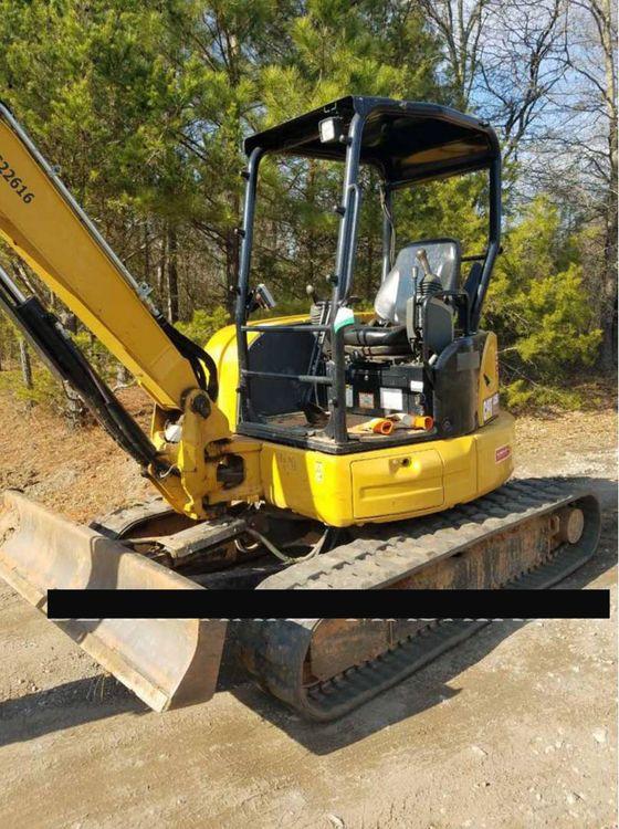 Caterpillar 305E2 CR Excavator