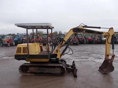 Mitsubishi M 30 Excavator