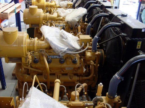 Caterpillar G3408 NA 255HP New Surplus  Natural Gas Power Unit