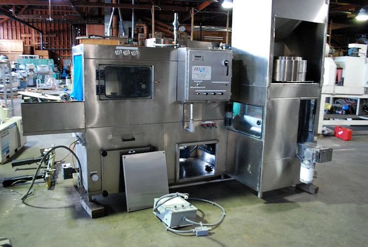 Felce FBS-300, Washer/Filler/Capper