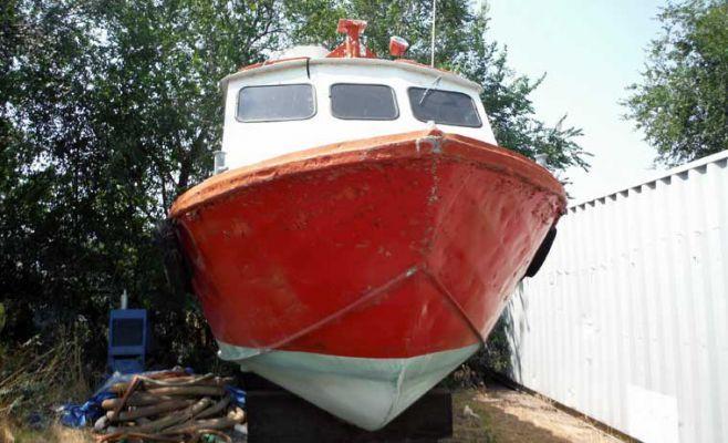 32 x 10 Aluminum Crew Boat Aluminum Crew Boat