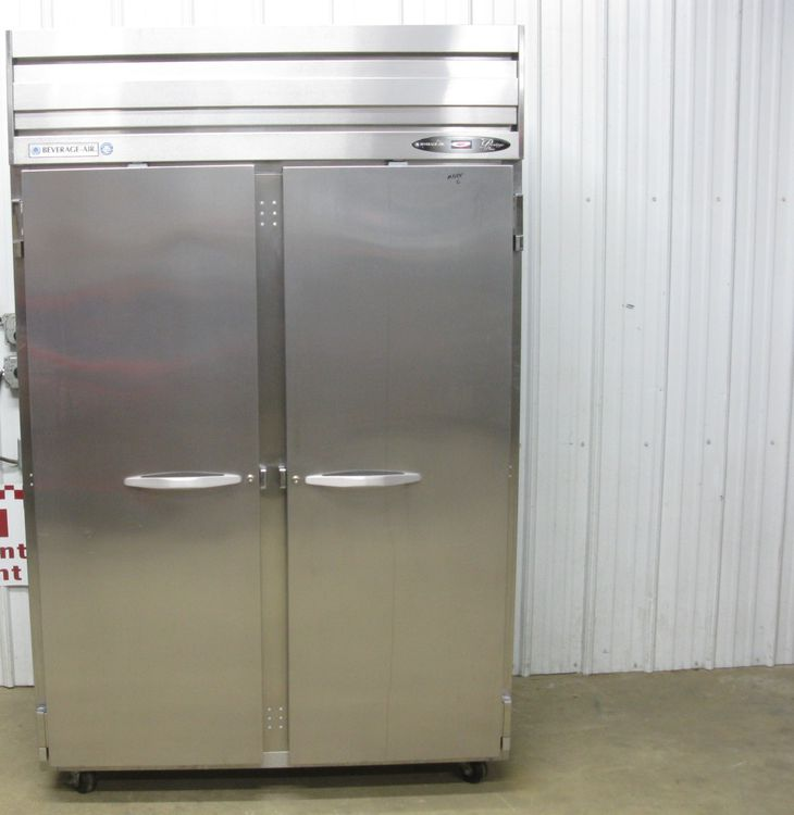 Beverage Air PRD2-1AS-XDX/-003 Reach In Refrigerator