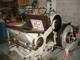 Crosland Platen Press