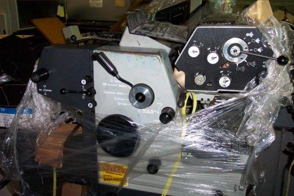 Toko 4750, 2 colors Offset machine