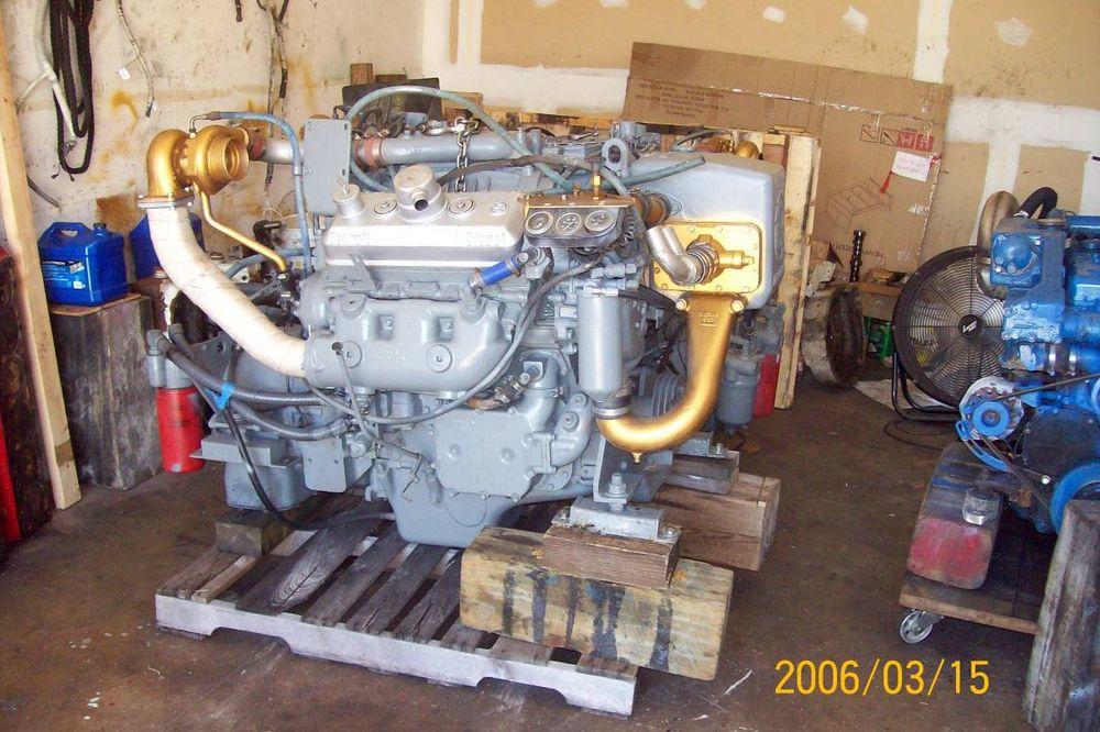 2 Detroit 6v92 Pair 6V92 Detroit Diesels 450HP