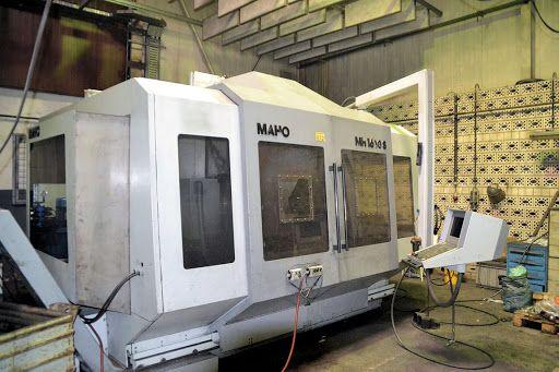 Maho MH 1600 S Variable