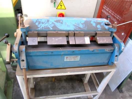 Jorg 3020 Plate thickness :   1,6 mm
