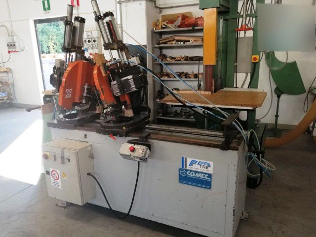 Comec TD1200 DOUBLE SIDED CUTTING SAW