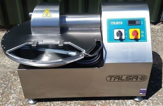 Talsa K15E 3phase twin Bowl cutter
