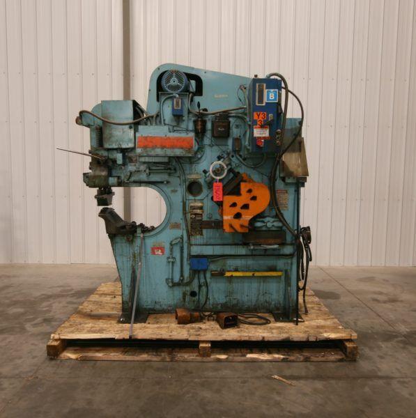Buffalo 1 1/2 D Ironworker