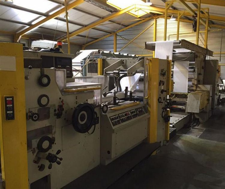 Holweg RS25, Paper flat satchel making machine