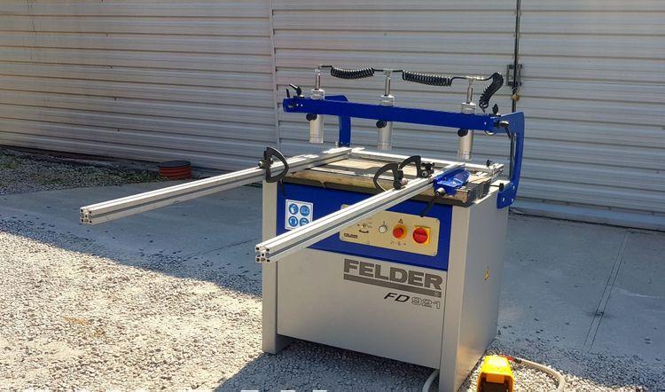 Felder FD 921 Multispindle drilling machine