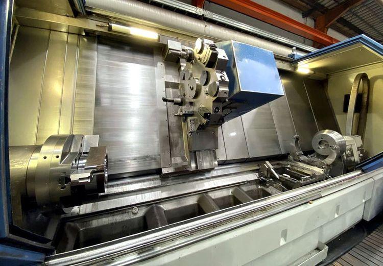 Boehringer SIEMENS SINUMERIK 840 C 2000 min-1 VDF 400 Cm 2 Axis