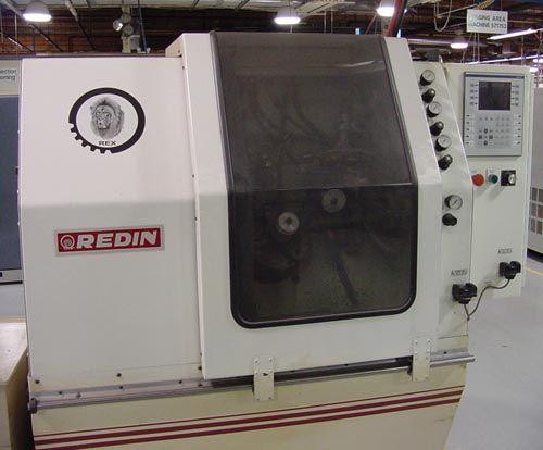 Redin 2000 Variable CNC GEAR DEBURRER