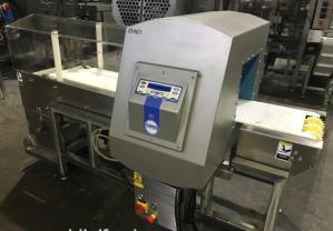 Loma IQ3, Metal Detector