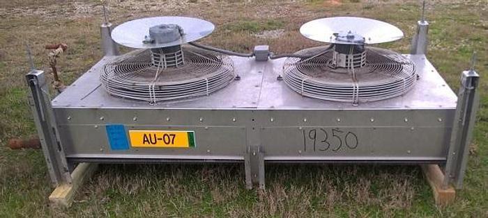 Frigid SATR 24W DX PWJB 25 DD, Coil Ammonia Evaporator