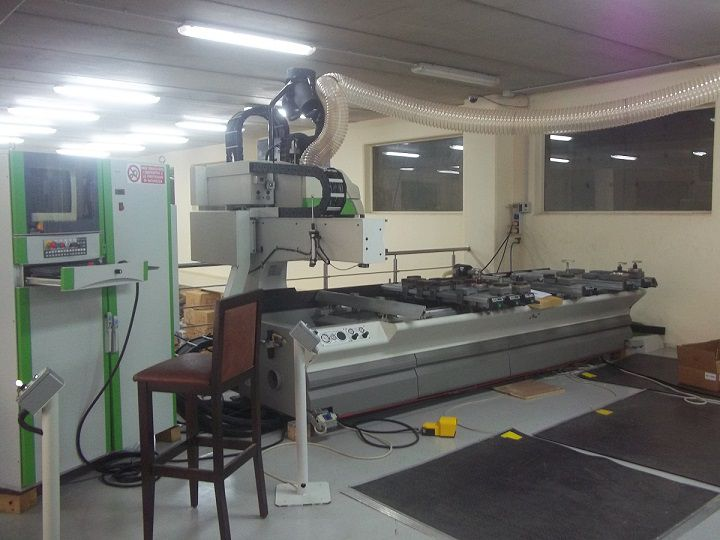 Biesse Rover 24, CNC Router 3