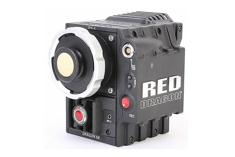 Red Epic-X Dragon Super 35