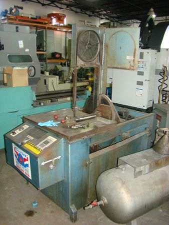 Roll-In ROLL-IN TF1420 Band Saw Semi Automatic