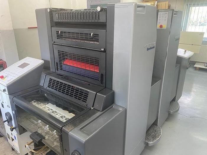 Heidelberg SM52-2 370 x 520 mm