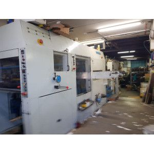 Iberica JR105, AUTOPLATEN DIE CUTTING MACHINE