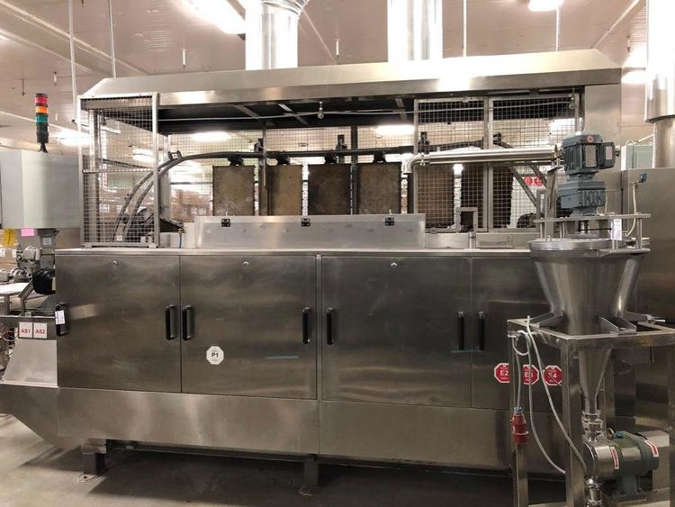 KHG-75 Wafer Gas Oven