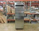 Delfield Single Section Solid Door Reach-In Refrigerator