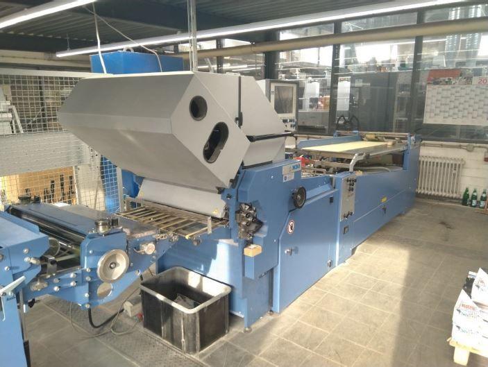 MBO T700 6-4 AUT NAVIGATOR, Folding machine