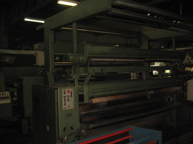 Krantz 300 Cm Stenter machine