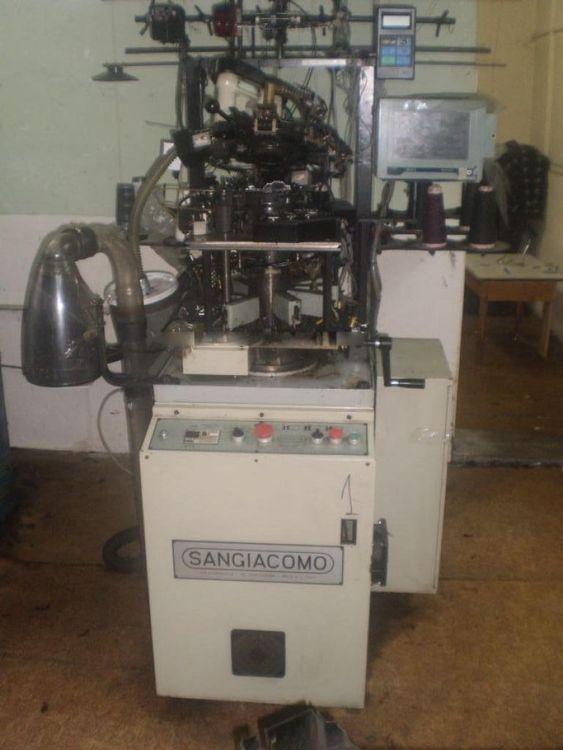 """3 Sangiacomo 6CUS-2V 3 3/4"""" 10E"""