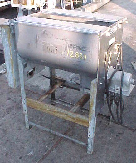 Hobart 4356-g Mixer Grinder